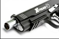 XTREM 45 CO2 NOIR FULL METAL BLOW BACK HOP UP 1.2 JOULE
