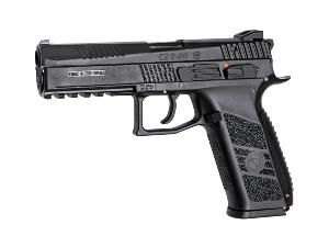 CZ P-09 ASG DUTY GAZ BLOWBACK CULASSE METAL HOP UP SEMI AUTO 0.7 JOULE AVEC SA MALLETTE