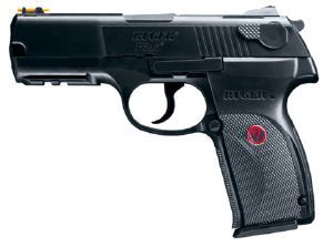 RUGER P345 NOIR CO2 UMAREX HOP UP ET SEMI AUTO 2 JOULES