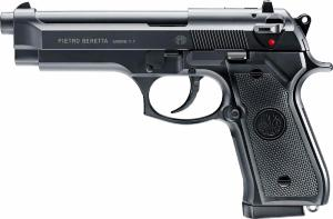BERETTA MOD.92 FS CO2 NOIR SEMI AUTOMATIQUE SHOOT UP 1.3 JOULE