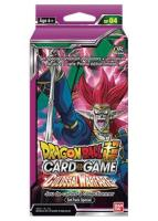 DRAGON BALL SUPER CARD GAME - PACK SPECIAL DE 4 BOOSTERS DE 12 CARTES COLOSSAL WARFARE - SP04