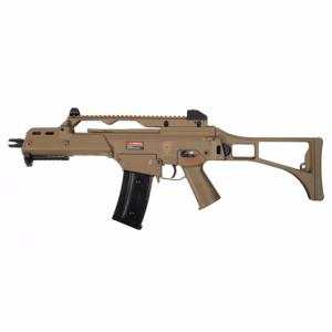 G36 TAN GOLDEN EAGLE AEG SEMI ET FULL AUTO HOP UP 1 JOULE