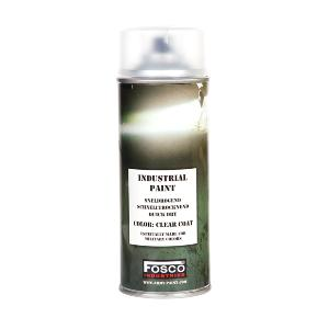 BOMBE DE PEINTURE MILITAIRE SPRAY FOSCO 400 ML CLEAR COAT VARNISH VERNIS TRANSPARENT