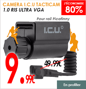 CAMERA AIRSOFT ICU