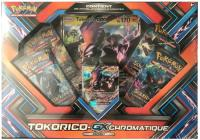 COFFRET POKEMON SEPTEMBRE 2017 TOKORICO-GX CHROMATIQUE