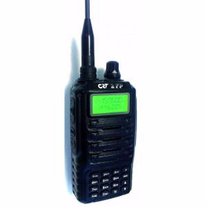 RADIO PORTABLE CRT 2 FP DUAL BAND UHF/VHF VERSION HAM