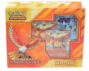 DECK DE 60 CARTES POKEMON COMBAT LEGENDAIRE HO-OH