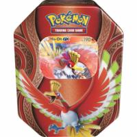 POKEBOX DE NOEL AUTOMNE 2017 POKEMON HO-OH GX