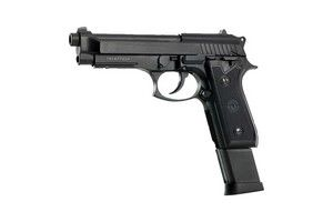 TAURUS PT99 CO2 CYBERGUN SEMI & FULL AUTO SYSTEME HOP UP BLOWBACK BAX LOURD 0.8 JOULE CHARGEUR LONG