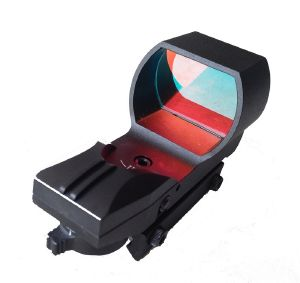ADVANCED RED DOT SIGHT COMPACT VISEE POINT ROUGE CARENE MULTI RETICULES