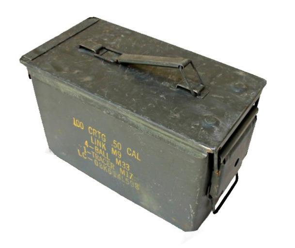 caisse boite a munitions militaire en metal vert materiel occasion armee americaine miltec 91592600. Black Bedroom Furniture Sets. Home Design Ideas