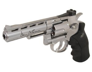 DAN WESSON 4 POUCES CO2 FULL METAL 1.8 JOULE + 10 SPARCLETTES