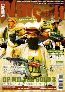MAGAZINE WARSOFT N°21 SEPTEMBRE / OCTOBRE 2011