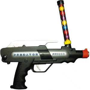 LOT DE 2 FUSILS PAINTBALL