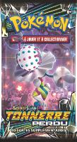 36 PAQUETS DE 10 CARTES BOOSTER SUPPLEMENTAIRES POKEMON SL08 SOLEIL ET LUNE TONNERRE PERDU
