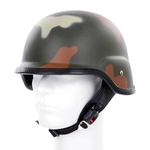 CASQUE DE PROTECTION EARFOAM CAMOUFLAGE WOODLAND HELMET