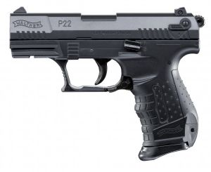WALTHER P22 NOIR SPRING UMAREX 0.08 JOULE