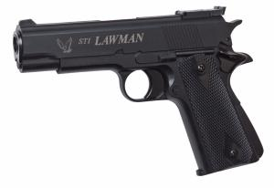 STI LAWMAN GAZ ASG HOP UP 0.6 JOULE
