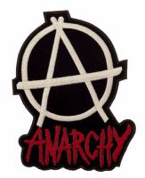 ECUSSON / PATCH ANARCHY EFFET VELOUR