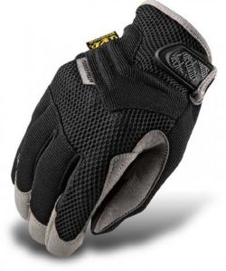 "GANTS MECHANIX PADDED PALM "" PAUME REMBOURREE "" NOIR TAILLE S"