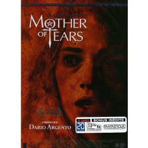 DVD MOTHER OF TEARS