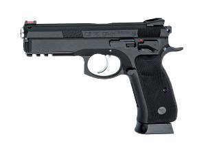 CZ 75 SP-01 SHADOW FULL METAL NOIR BLOWBACK GAZ 0.9 JOULE