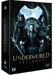 DVD UNDERWORLD TRILOGIE