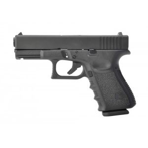 STARK ARMS S19 G19 GAZ BLOWBACK SEMI AUTO GBB NOIR + SON CANON SUPPLEMENTAIRE METAL