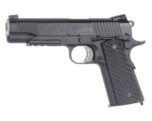 BLACKWATER BW1911 R2 CO2 FULL METAL SEMI AUTO CYBERGUN BLOWBACK 1.2 JOULE