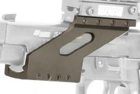 SUPPORT MONTAGE METAL X-MOUNT III POUR SIG SAUER P226 X-FIVE OPEN RAIL PICATINNY
