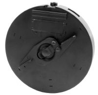 CHARGEUR AEG METAL CAMEMBERT OU DRUM MAGAZINE POUR THOMPSON MODEL 1928 CHICAGO & MILITARY 450 BILLES