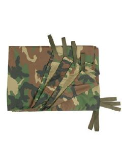 BACHE DE CAMOUFLAGE 300 X 220 CM SOUPLE IMPERMEABLE MULTI USAGES
