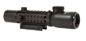 LUNETTE DE VISEE COMPACTE ZOOM 2-6 X 28 RTI OPTICS AIRSOFT