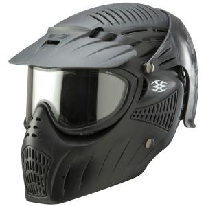 MASQUE DE PROTECTION INTEGRAL X-RAY PROTECTOR NOIR FULL HEAD COVERAGE EMPIRE AVEC ECRAN THERMAL