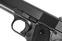 REPLIQUE PISTOLET A BILLE MUELLE 1911 SPRING M292 ABS NOIR HOP UP