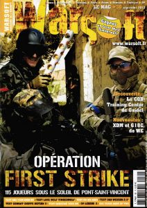 MAGAZINE WARSOFT N°30 SEPTEMBRE 2012