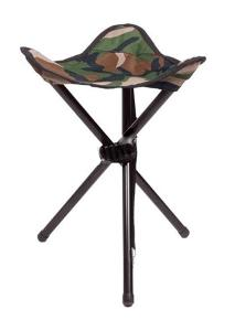 trepied pliant camo woodland tabouret 3 pieds chaise siege camping repos miltec 14450020 airsoft. Black Bedroom Furniture Sets. Home Design Ideas