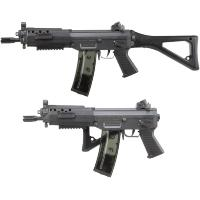 SIG 552 COMMANDO ICS AEG FULL METAL HOP UP SEMI ET FULL AUTO 1.1 JOULE AVEC BAT ET CHARG