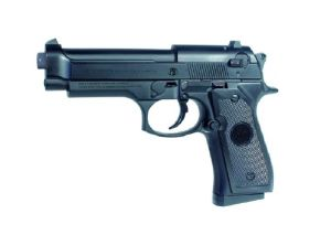 BERETTA MOD.92 GAZ NOIR BLOWBACK HOP UP 1 JOULE