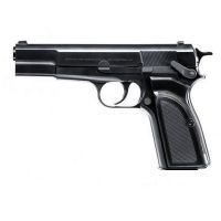 BROWNING HI POWER MARK III NOIR SPRING SHOOT UP 0.5 JOULE