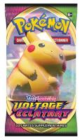 BOOSTER DE 10 CARTES SUPPLEMENTAIRES POKEMON EPEE ET BOUCLIER 4 EB04 - VOLTAGE ECLATANT