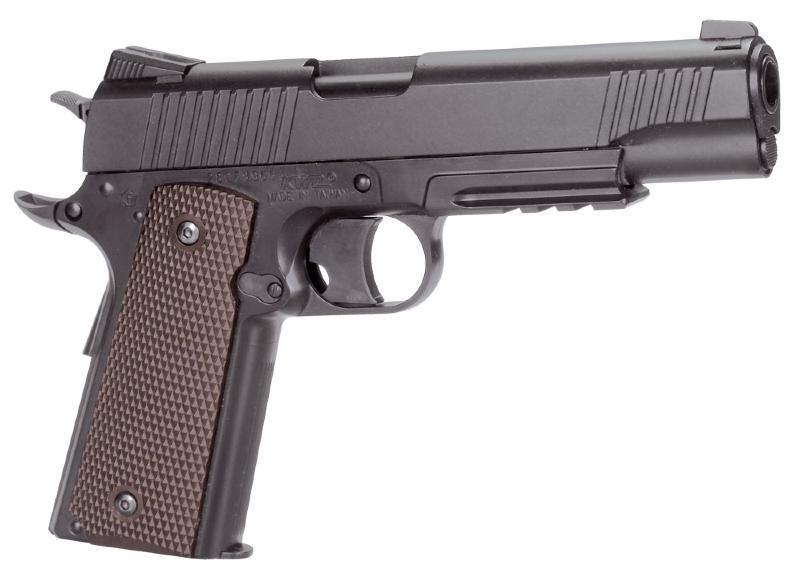 replique pistolet a billes m45 a1 cqbp co2 semi auto 1 joule kc 40dhn airsoft. Black Bedroom Furniture Sets. Home Design Ideas