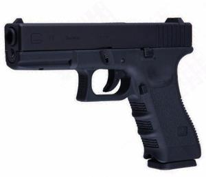 G17 GENERATION 3 WE GBB NOIR CULASSE METAL SEMI AUTOMATIQUE 0.9 JOULE