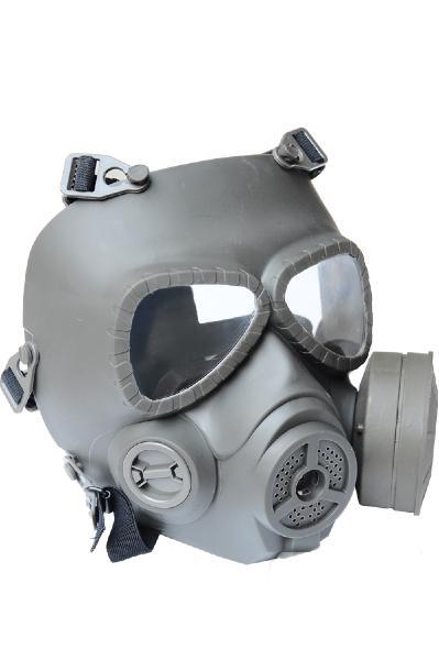 masque de protection visage a gaz fma olive avec ventilateur int gr airsoft tb695 anti buee. Black Bedroom Furniture Sets. Home Design Ideas