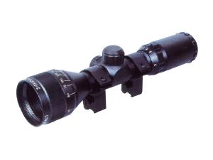 LUNETTE DE VISEE COMPACT ZOOM 3-9 X 40 WATERPROOF SWISS ARMS AIRSOFT