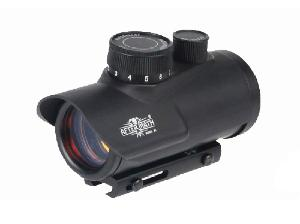 VISEE POINT ROUGE AFTERMATH RED DOT 1X30 MM WATERPROOF AVEC RAIL INTEGRE