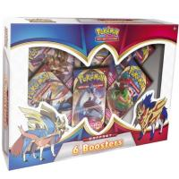 COFFRET / BOX POKEMON 6 BOOSTERS 2021