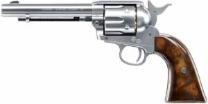 REVOLVER LEGENDS WESTERN COWBOY NICKEL CO2 1.99 JOULE FULL METAL