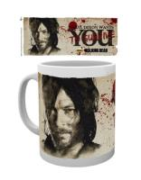 TASSE / MUG CERAMIQUE THE WALKING DEAD DARYL NEEDS YOU 300 ML