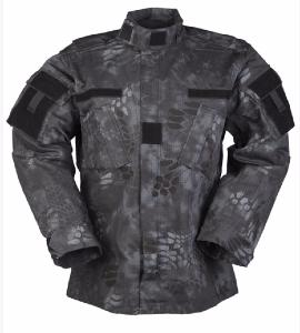 VESTE MILITAIRE ACU CAMOUFLAGE MANDRA NIGHT TAILLE L
